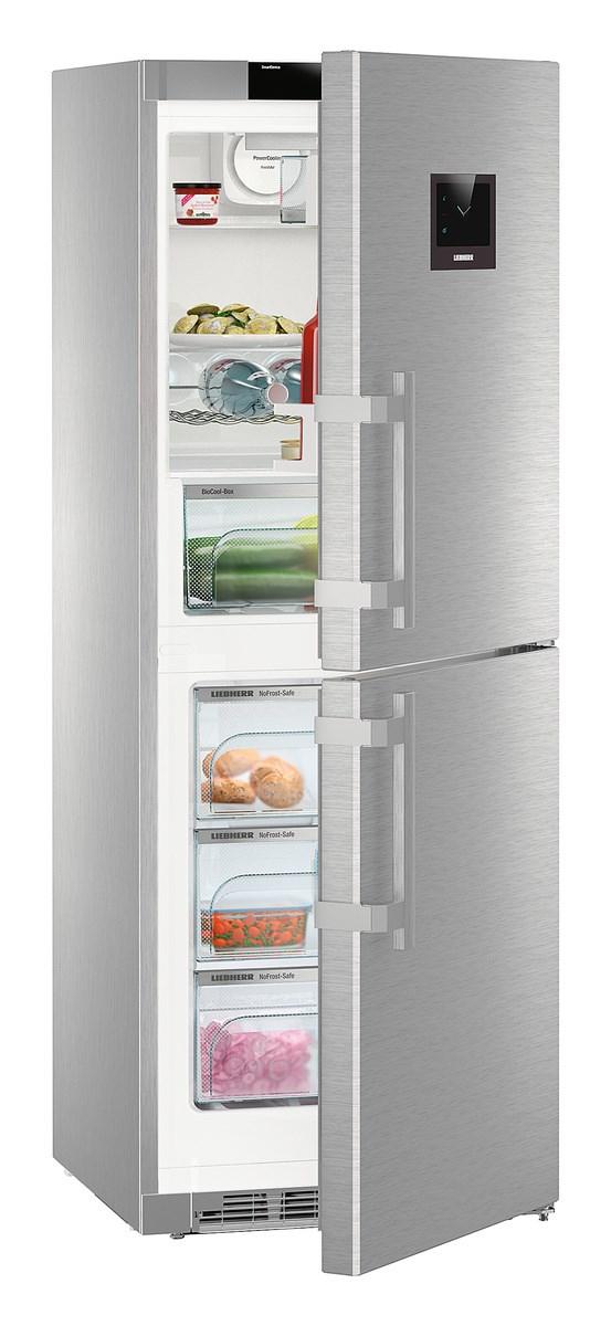 купить Двухкамерный холодильник Liebherr CNPes 3758 Украина фото 1