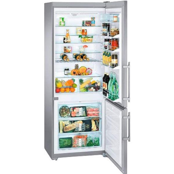 купить Двухкамерный холодильник Liebherr CNPes 3867 Украина фото 1