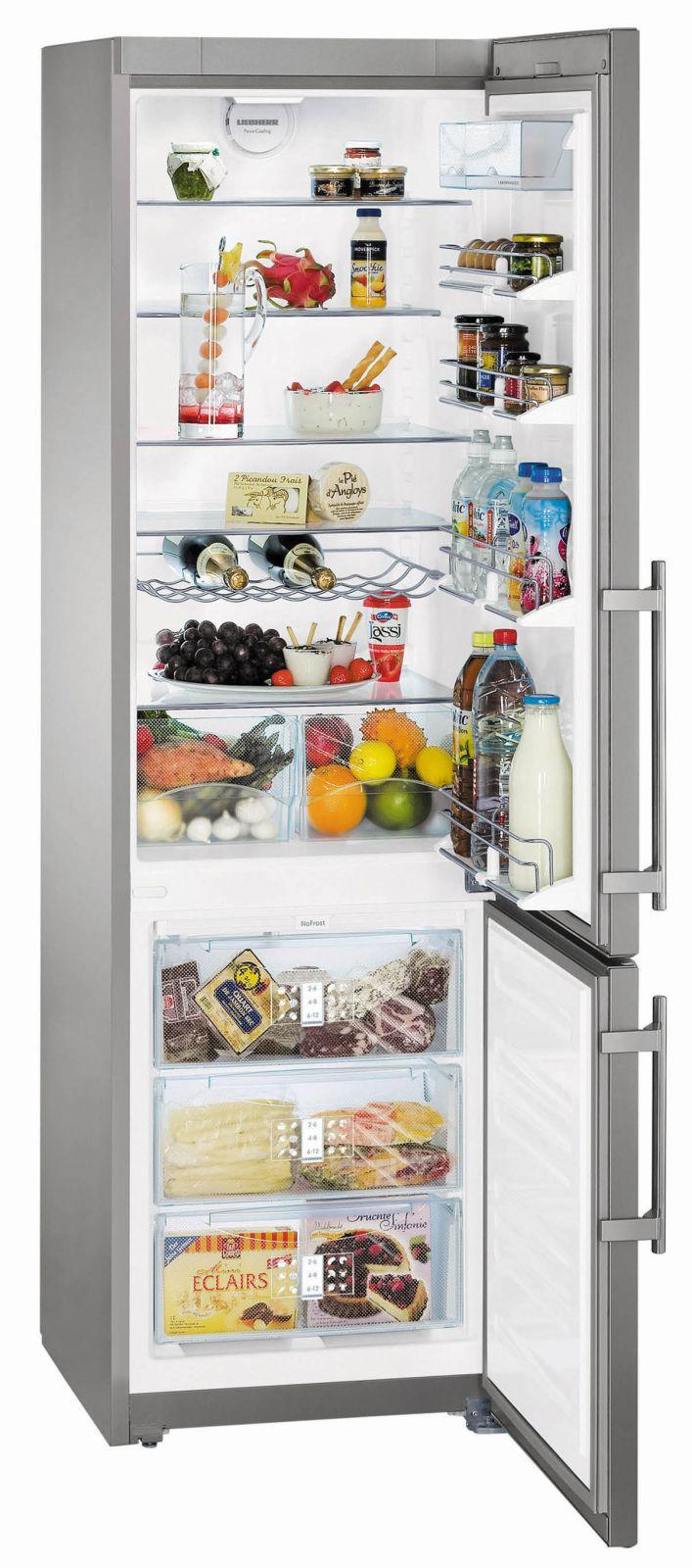 купить Двухкамерный холодильник Liebherr CNPes 4056 Украина фото 0