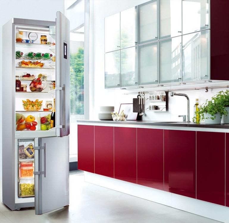 купить Двухкамерный холодильник Liebherr CNPes 4056 Украина фото 3