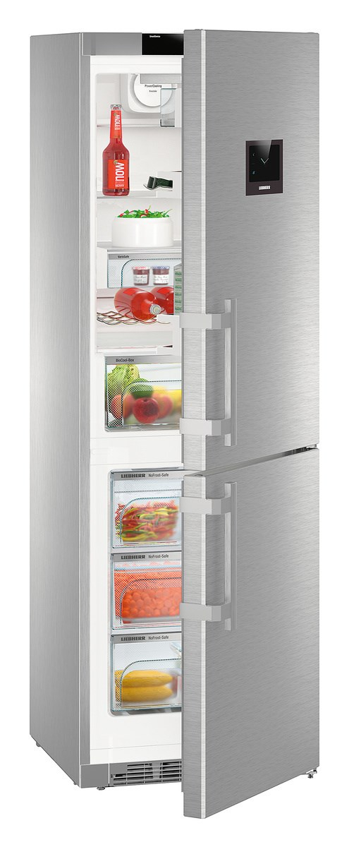 купить Двухкамерный холодильник Liebherr CNPes 4358 Украина фото 1