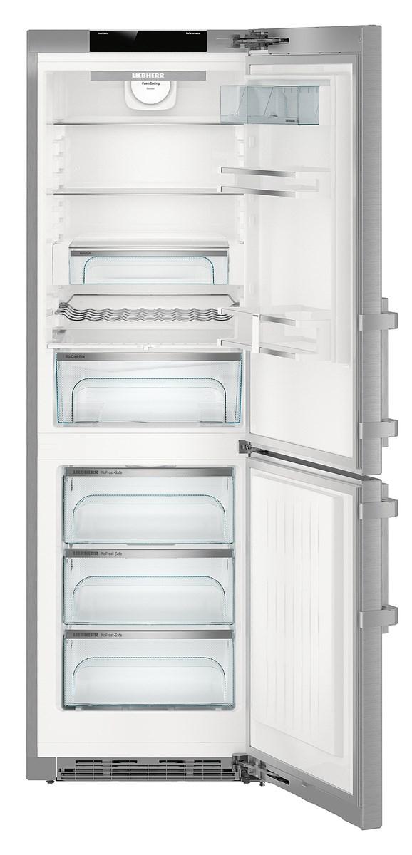 купить Двухкамерный холодильник Liebherr CNPes 4358 Украина фото 3