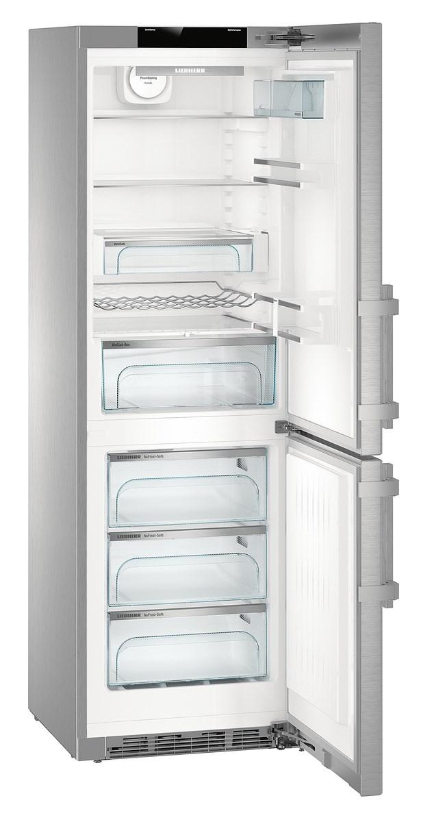купить Двухкамерный холодильник Liebherr CNPes 4358 Украина фото 4