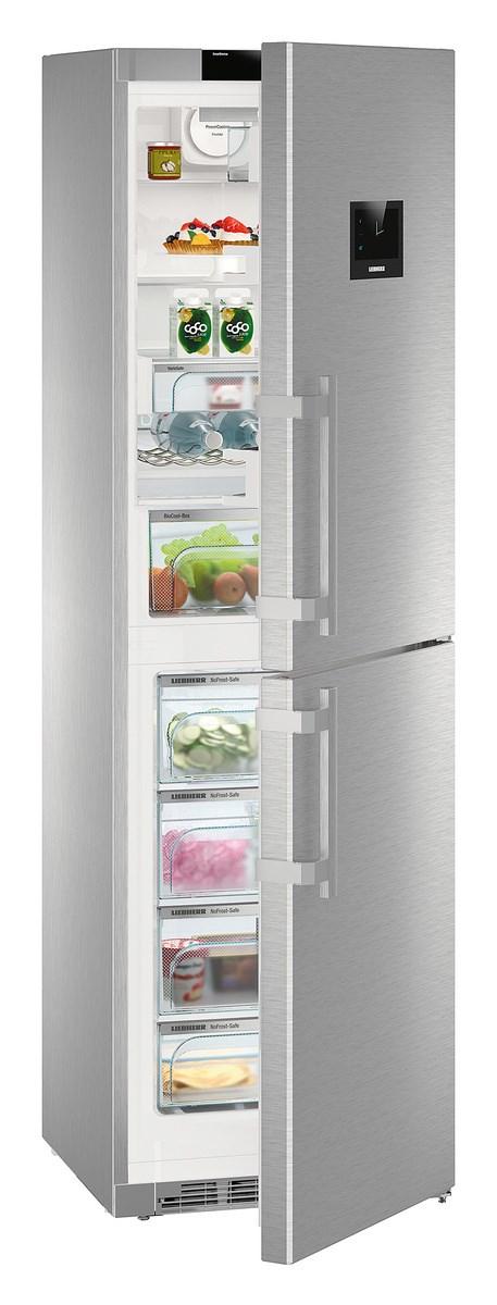 купить Двухкамерный холодильник Liebherr CNPes 4758 Украина фото 2