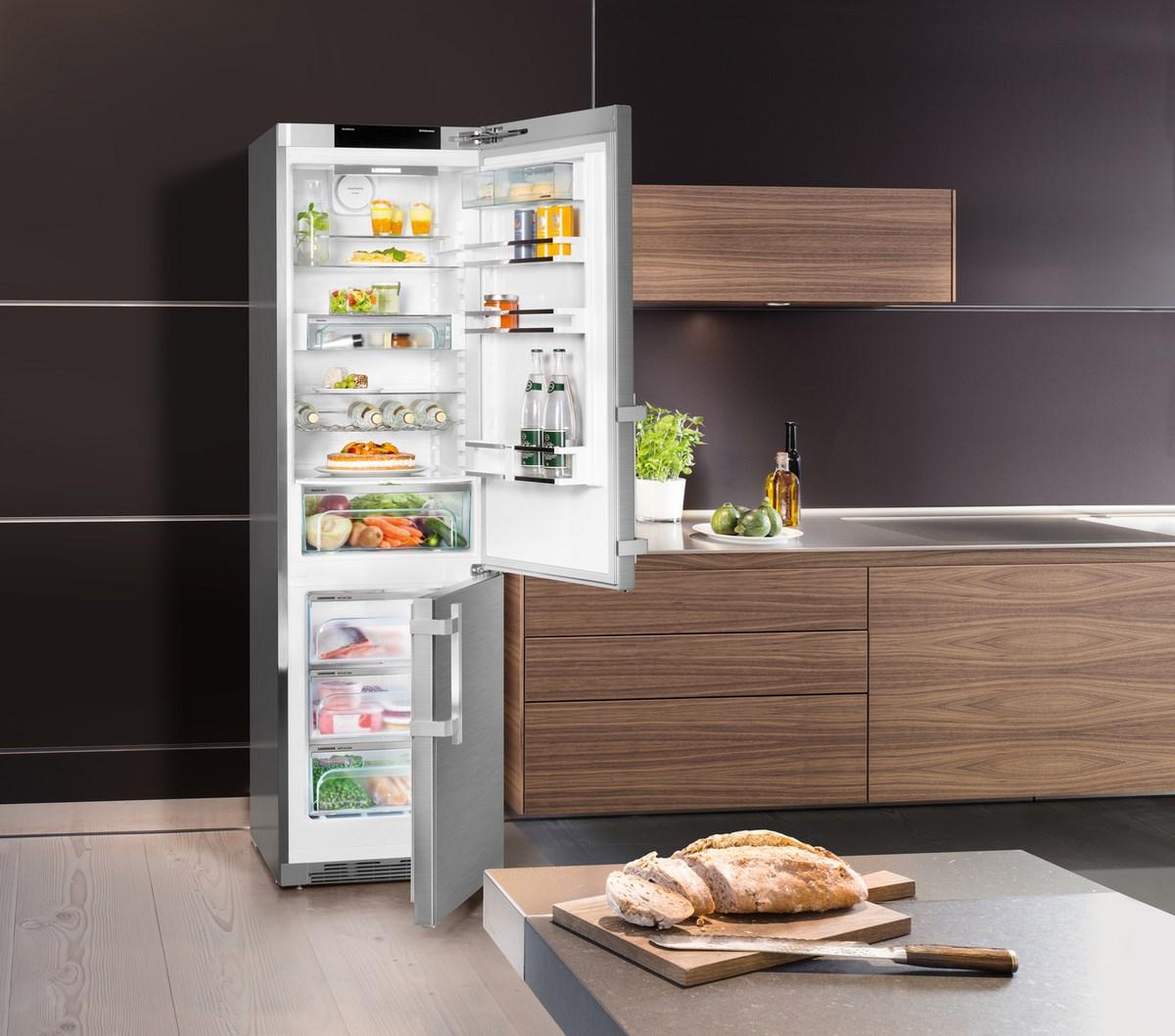 купить Двухкамерный холодильник Liebherr CNPes 4858 Украина фото 4