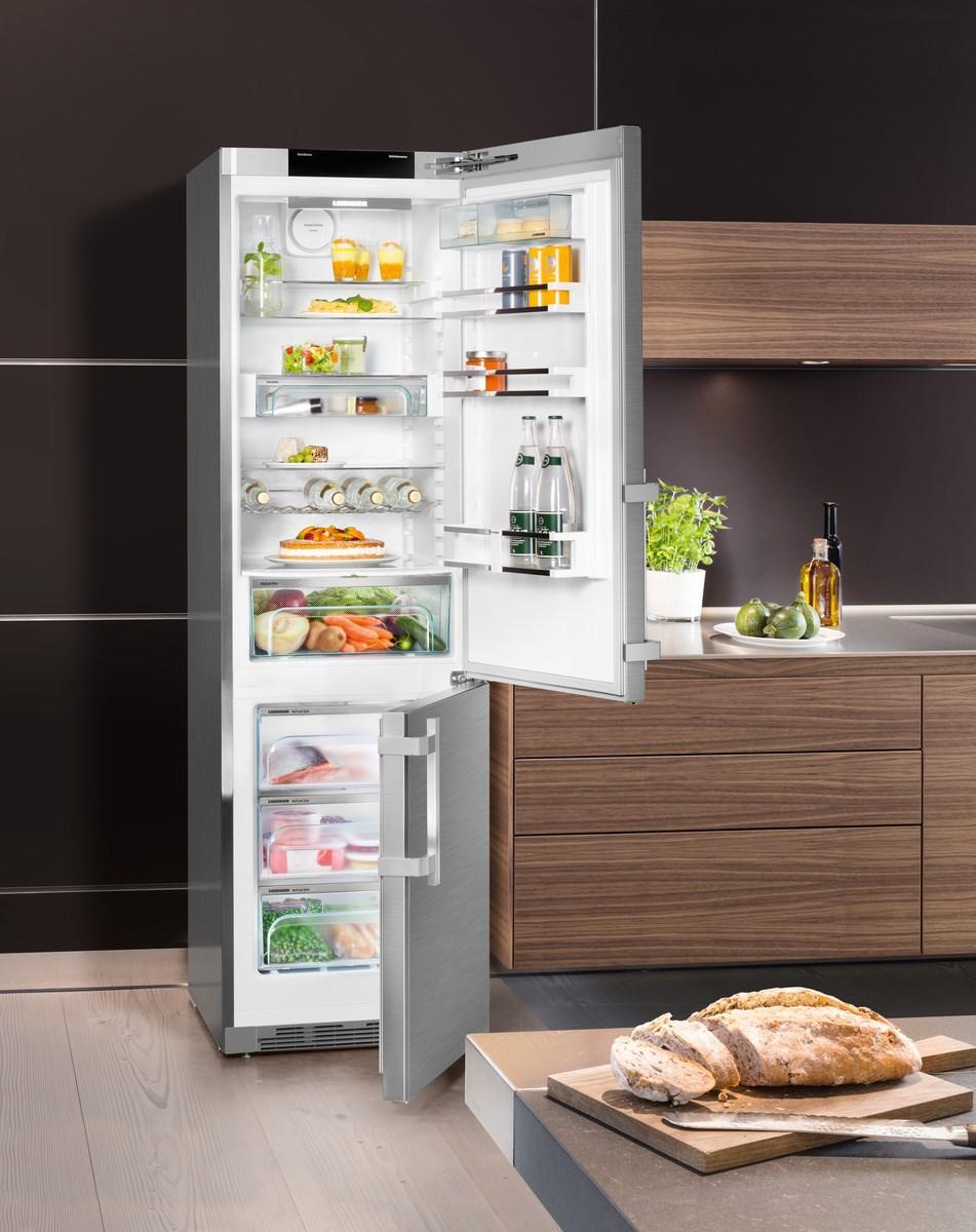 купить Двухкамерный холодильник Liebherr CNPes 4858 Украина фото 5