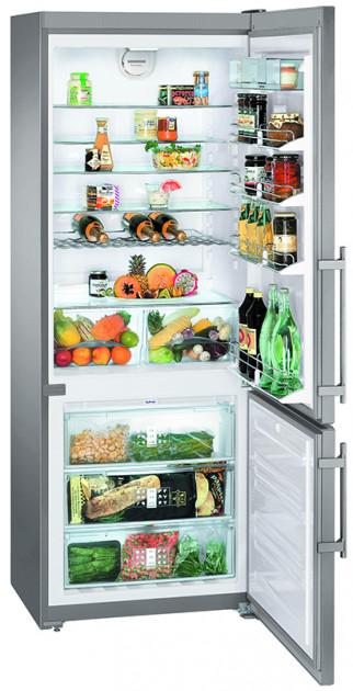 купить Двухкамерный холодильник Liebherr CNPes 5156 Украина фото 0