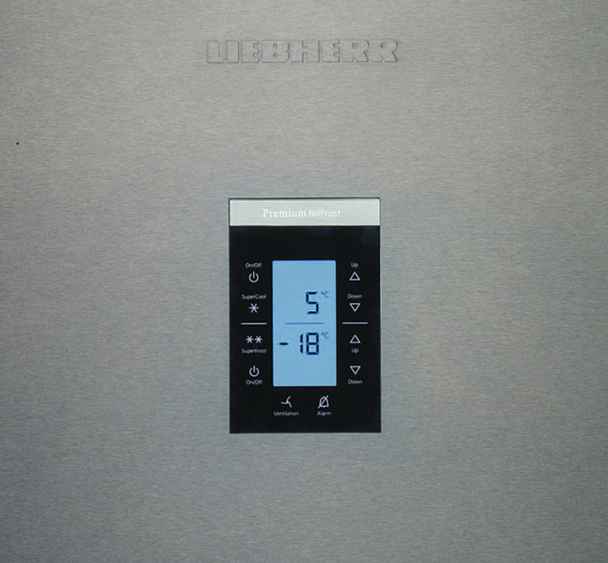 купить Двухкамерный холодильник Liebherr CNPes 5156 Украина фото 3