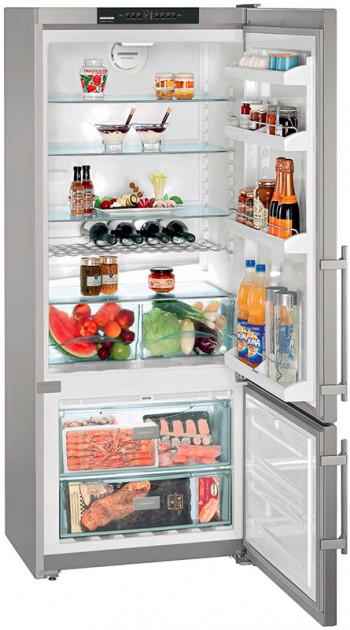 купить Двухкамерный холодильник Liebherr CNPesf 4613 Украина фото 0