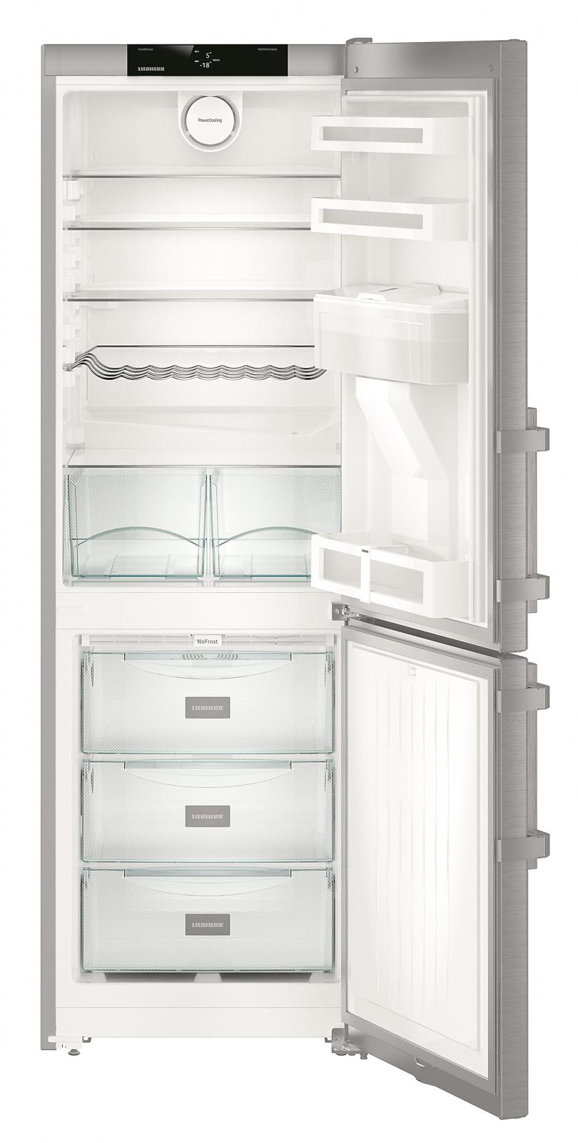 купить Двухкамерный холодильник Liebherr CNef 3535 Украина фото 2