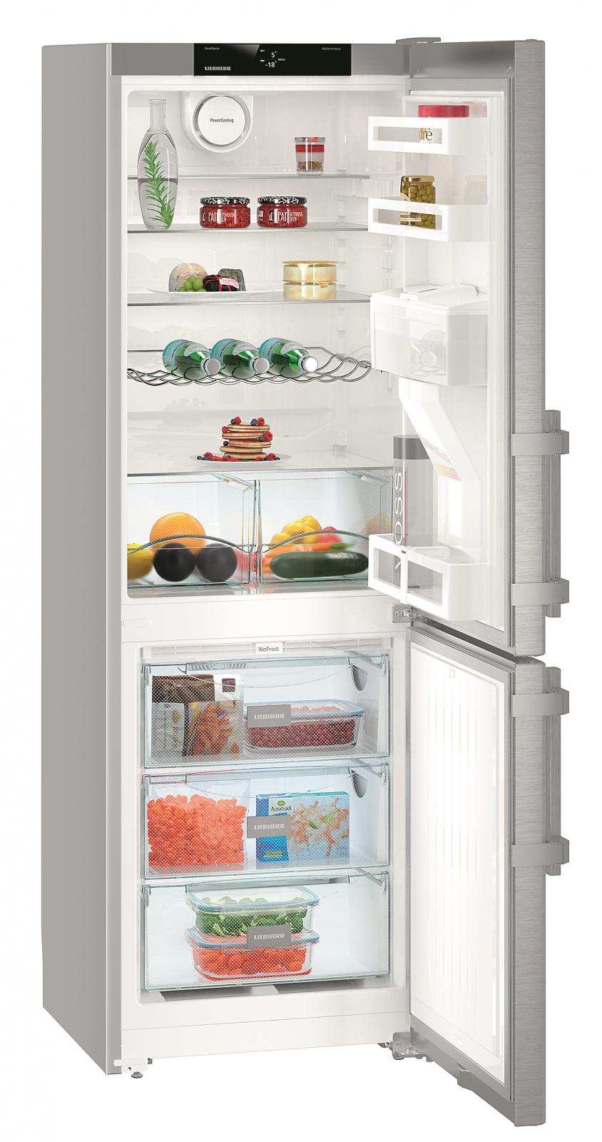 купить Двухкамерный холодильник Liebherr CNef 3535 Украина фото 7