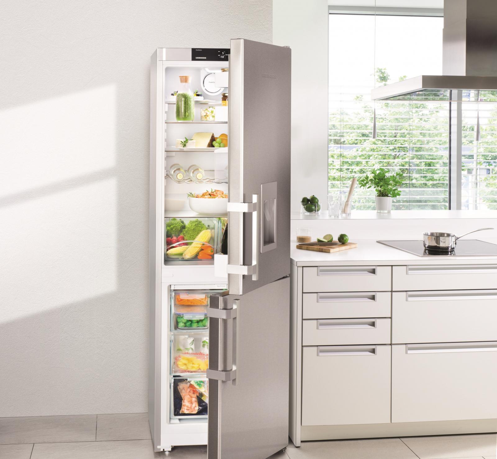 купить Двухкамерный холодильник Liebherr CNef 3535 Украина фото 6