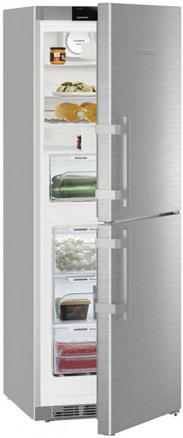 купить Двухкамерный холодильник Liebherr CNef 3715 Украина фото 5