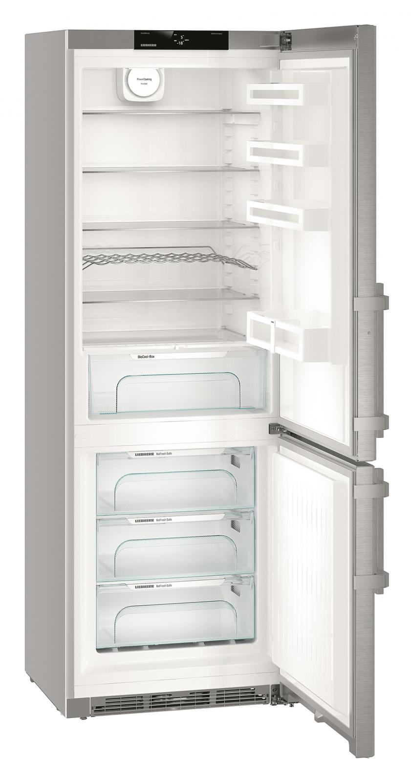 купить Двухкамерный холодильник Liebherr CNef 5715 Украина фото 4