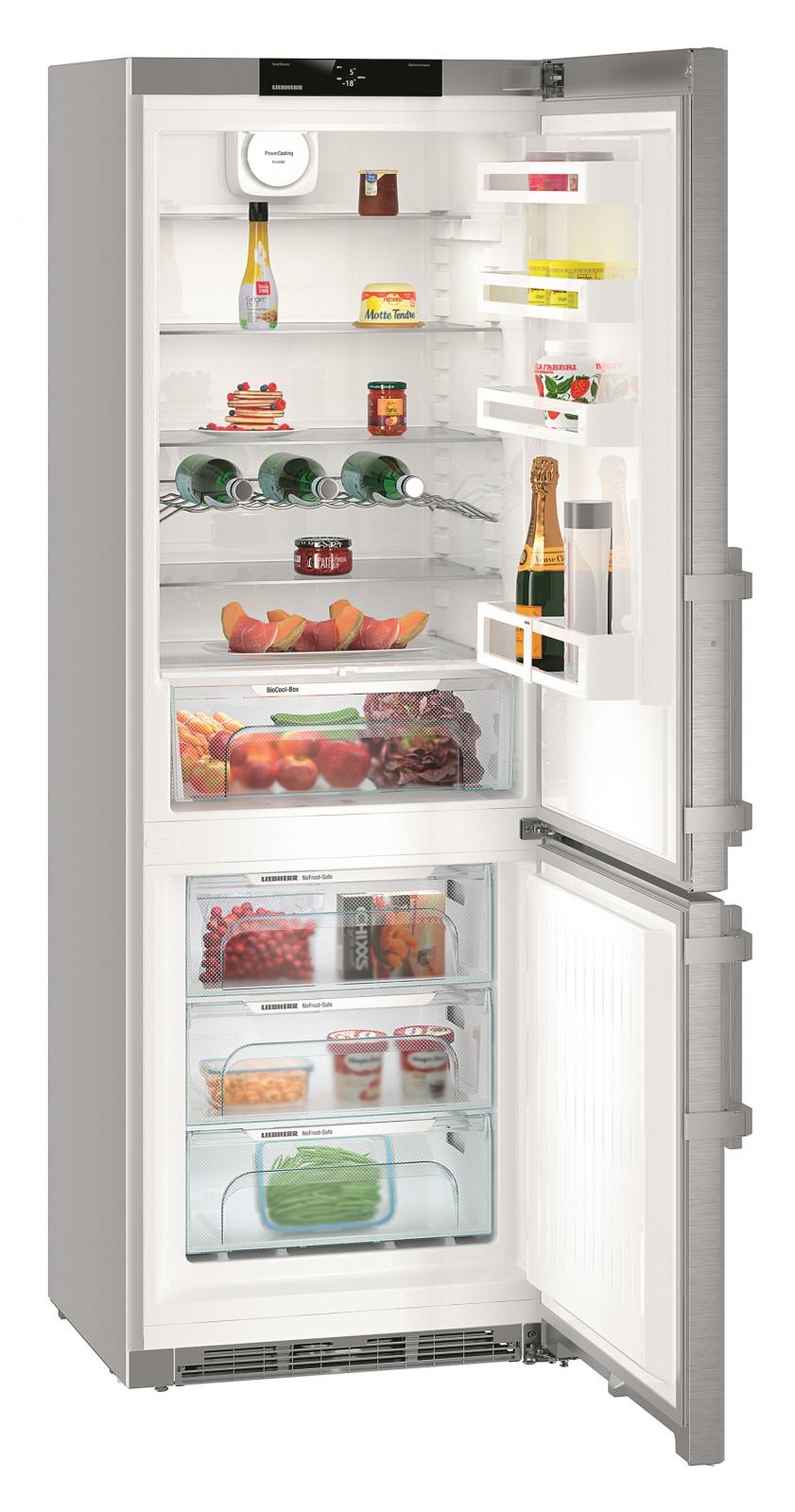 купить Двухкамерный холодильник Liebherr CNef 5715 Украина фото 12