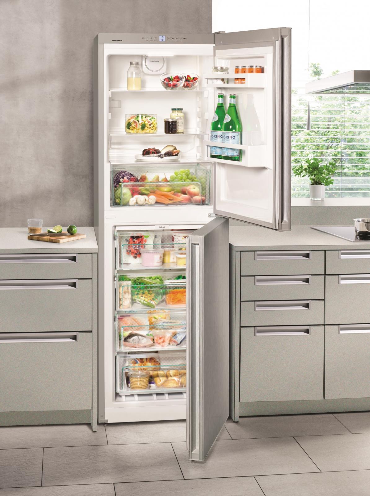 купить Двухкамерный холодильник Liebherr CNel 4213 Украина фото 6