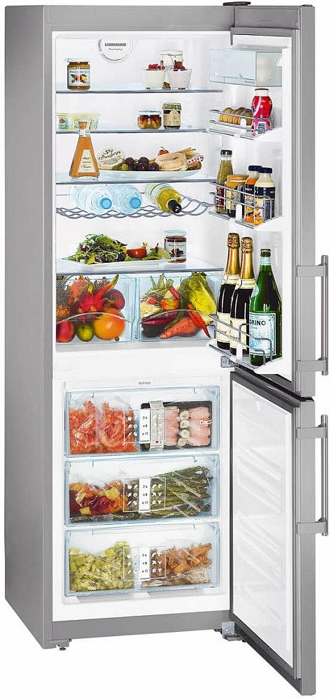 купить Двухкамерный холодильник Liebherr CNes 3556 Украина фото 0