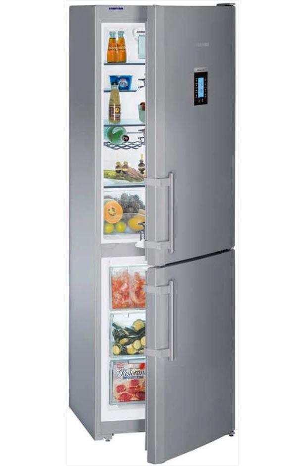 купить Двухкамерный холодильник Liebherr CNes 3556 Украина фото 1