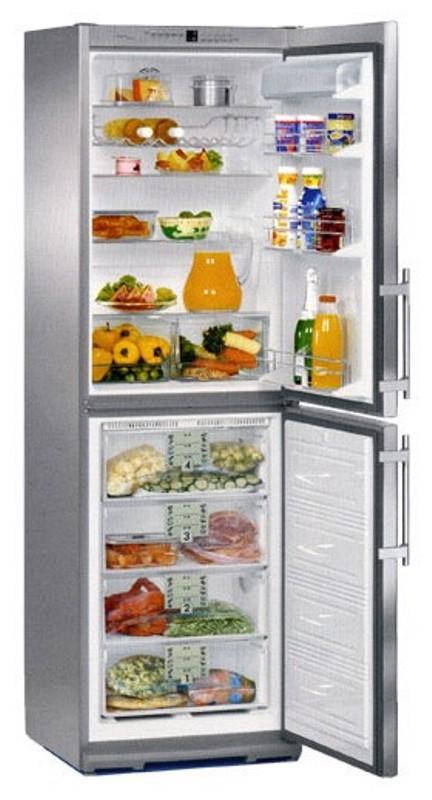 купить Двухкамерный холодильник Liebherr CNes 3866 Украина фото 2