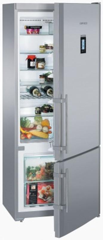 купить Двухкамерный холодильник Liebherr CNes 4656 Украина фото 1