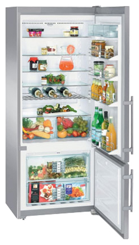 купить Двухкамерный холодильник Liebherr CNes 4656 Украина фото 0