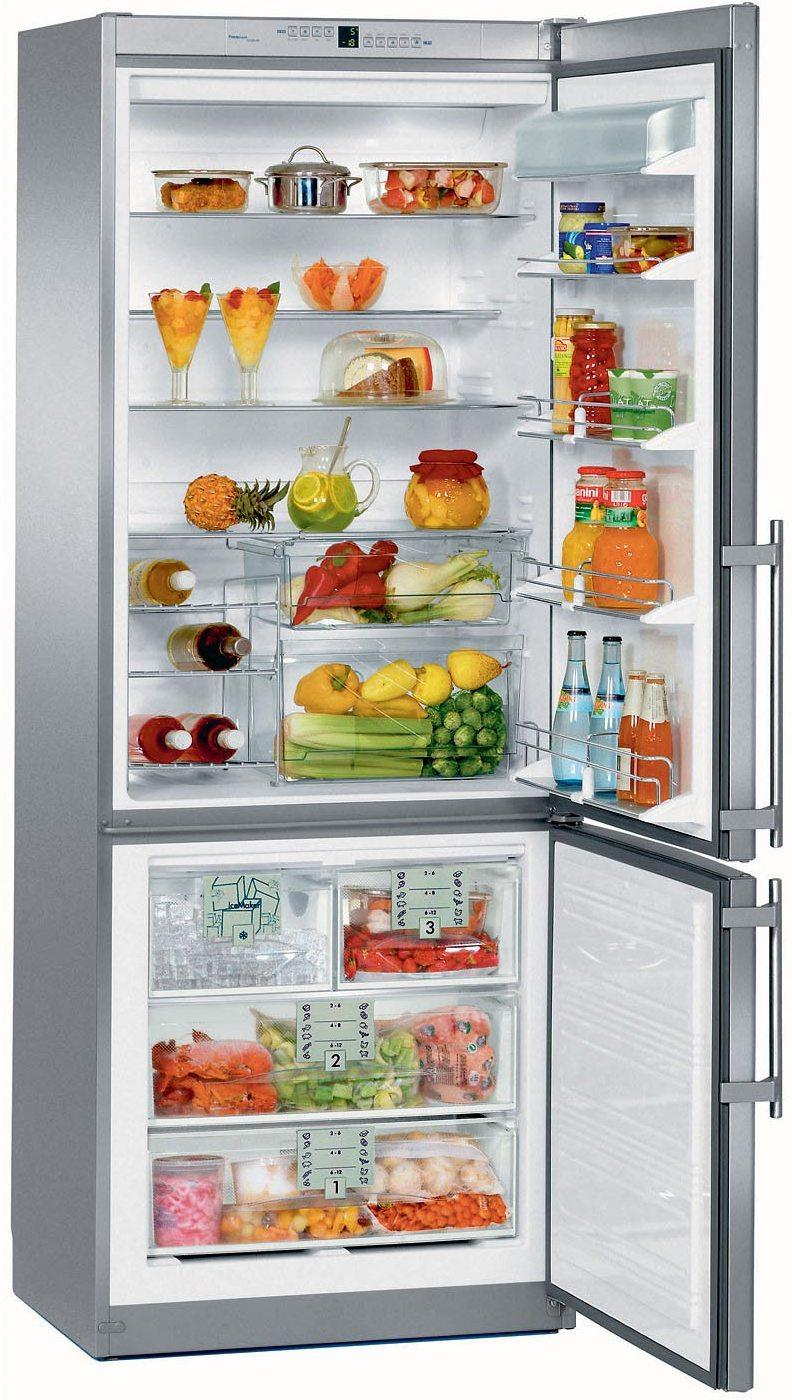 купить Двухкамерный холодильник Liebherr CNes 5123 Украина фото 2