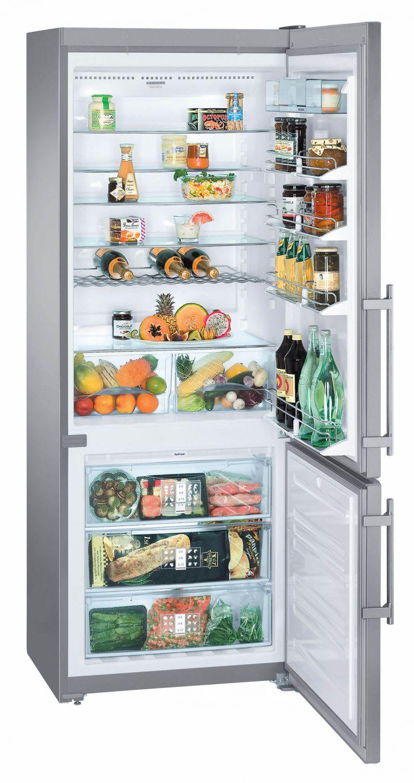 купить Двухкамерный холодильник Liebherr CNes 5156 Украина фото 0