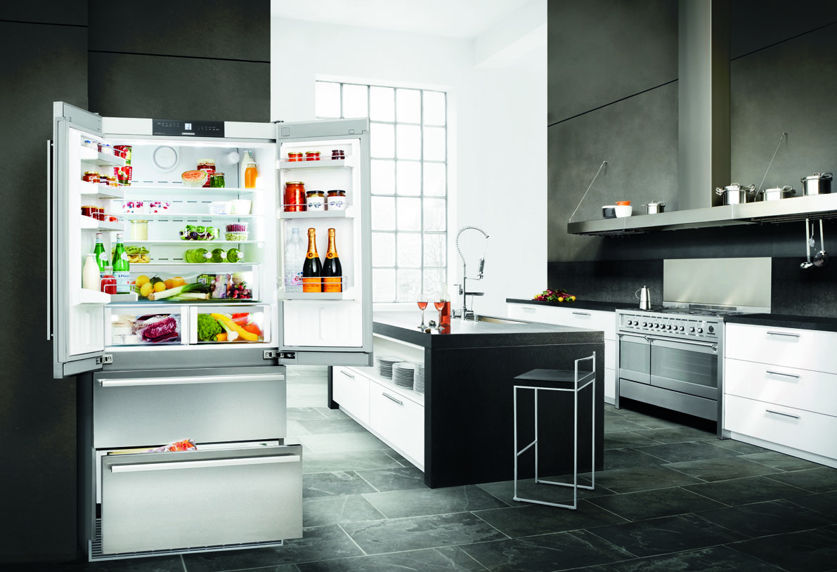 купить Двухкамерный холодильник Liebherr CNes 6256 Украина фото 9