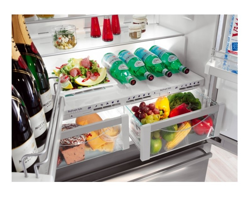купить Двухкамерный холодильник Liebherr CNes 6256 Украина фото 5