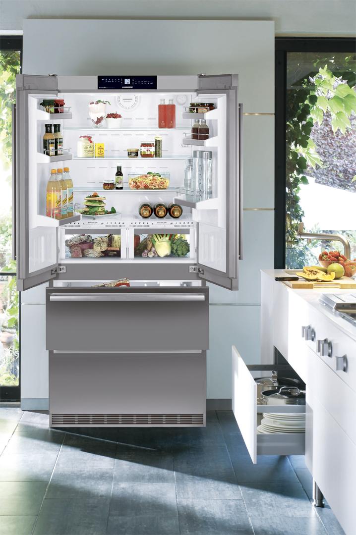 купить Двухкамерный холодильник Liebherr CNes 6256 Украина фото 10