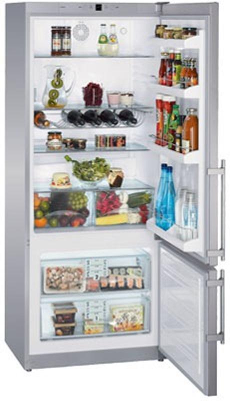 купить Двухкамерный холодильник Liebherr CNesf 4613 Украина фото 0
