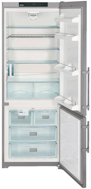 купить Двухкамерный холодильник Liebherr CNesf 5123 Украина фото 2