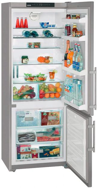 купить Двухкамерный холодильник Liebherr CNesf 5123 Украина фото 0