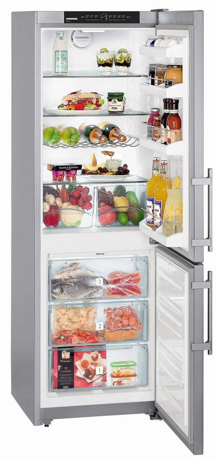 купить Двухкамерный холодильник Liebherr CNsl 3503 Украина фото 0