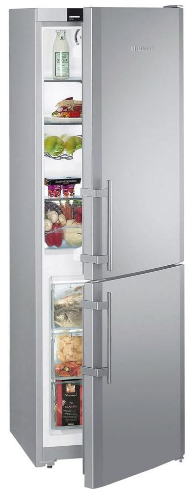 купить Двухкамерный холодильник Liebherr CNsl 3503 Украина фото 2