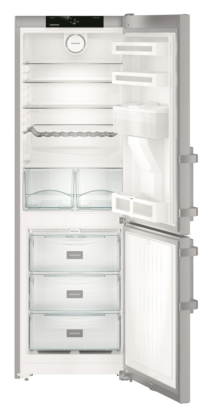 купить Двухкамерный холодильник Liebherr CNsl 3535 Украина фото 1