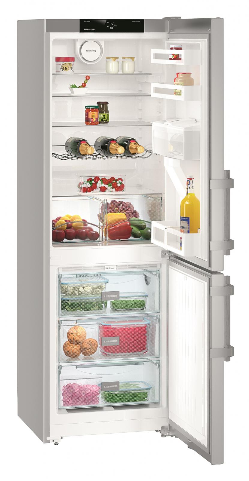 купить Двухкамерный холодильник Liebherr CNsl 3535 Украина фото 4
