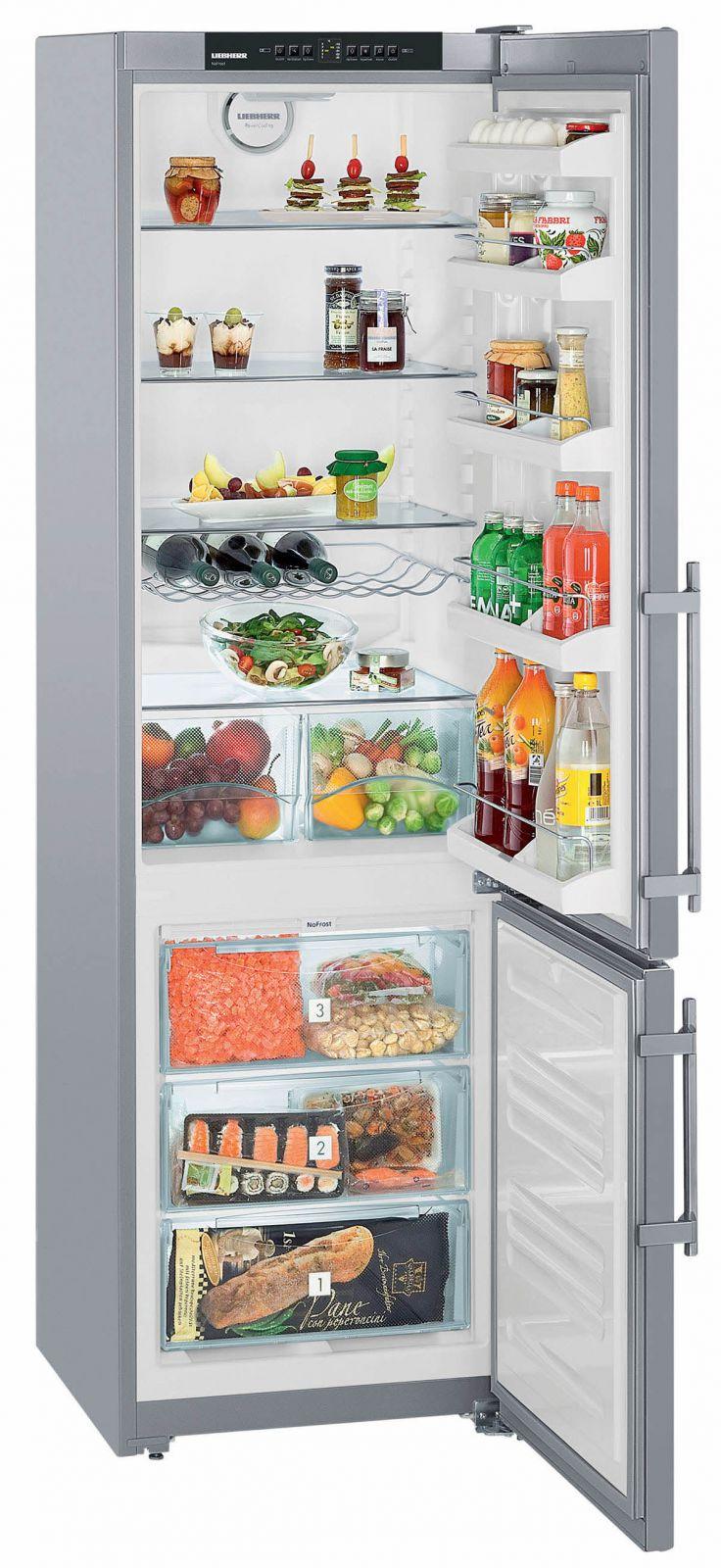 купить Двухкамерный холодильник Liebherr CNsl 4003 Украина фото 0