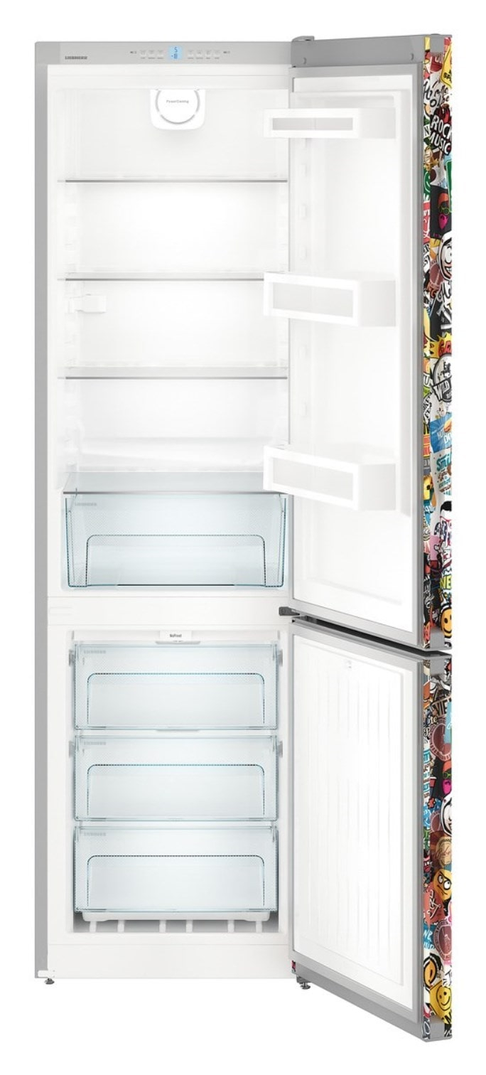 купить Двухкамерный холодильник Liebherr CNst 4813 Украина фото 2