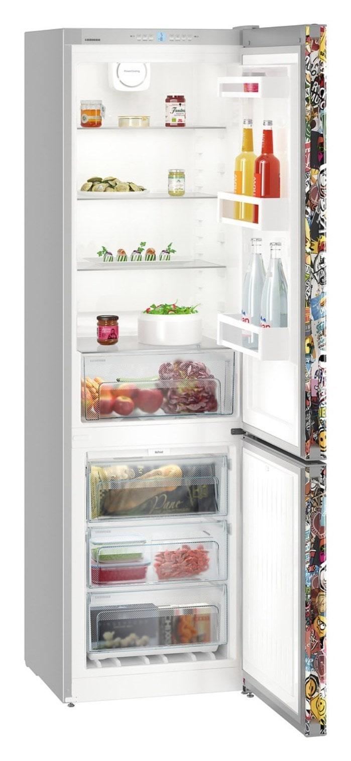 купить Двухкамерный холодильник Liebherr CNst 4813 Украина фото 6
