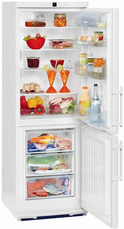 купить Двухкамерный холодильник Liebherr CP 3501 Украина фото 1
