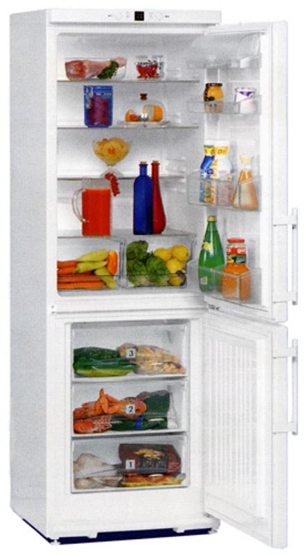купить Двухкамерный холодильник Liebherr CP 3501 Украина фото 0