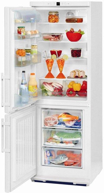 купить Двухкамерный холодильник Liebherr CP 3503 Украина фото 1