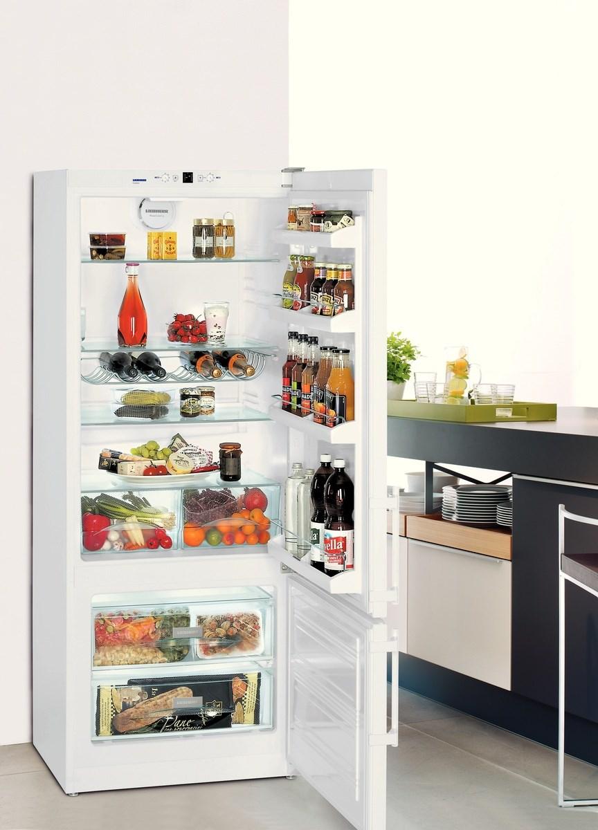 купить Двухкамерный холодильник Liebherr CP 4613 Украина фото 2