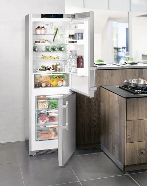 купить Двухкамерный холодильник Liebherr CPef 4315 Украина фото 7