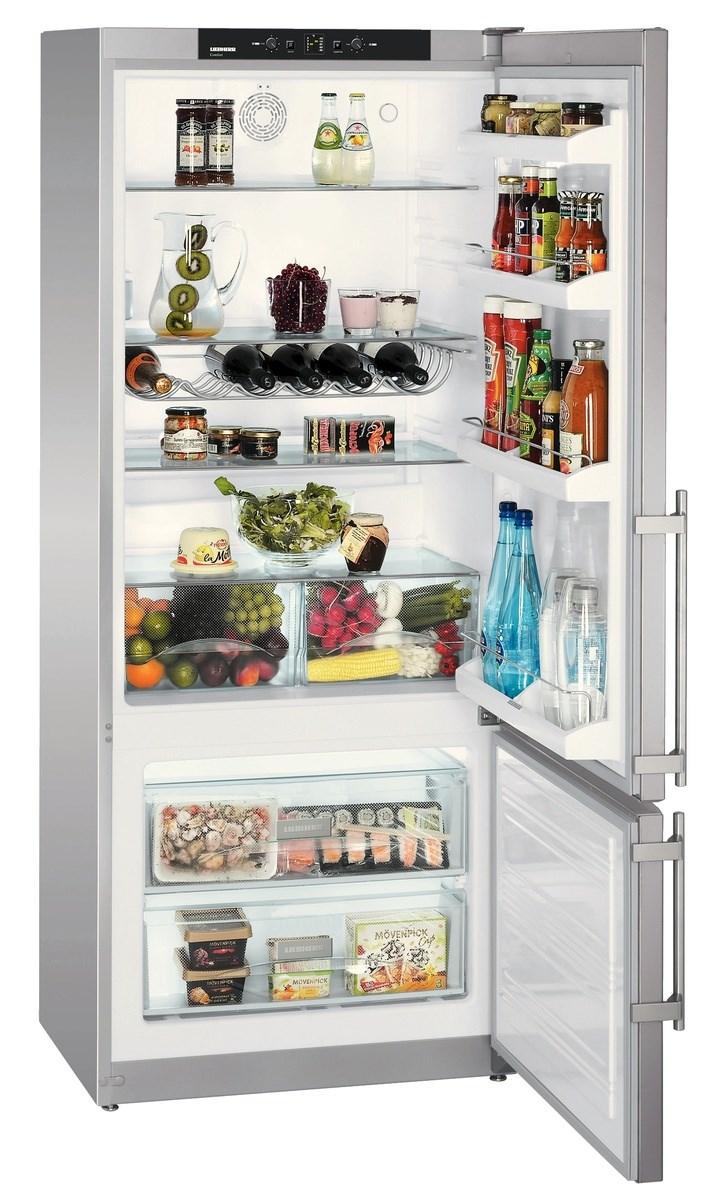 купить Двухкамерный холодильник Liebherr CPesf 4613 Украина фото 0