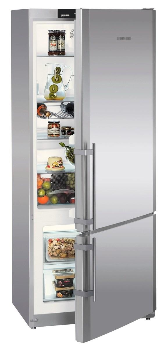 купить Двухкамерный холодильник Liebherr CPesf 4613 Украина фото 2
