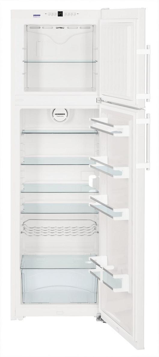 купить Двухкамерный холодильник Liebherr CTN 3663 Украина фото 2
