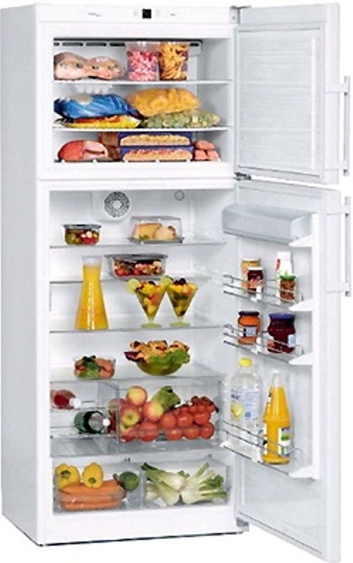 купить Двухкамерный холодильник Liebherr CTN 4653 Украина фото 0