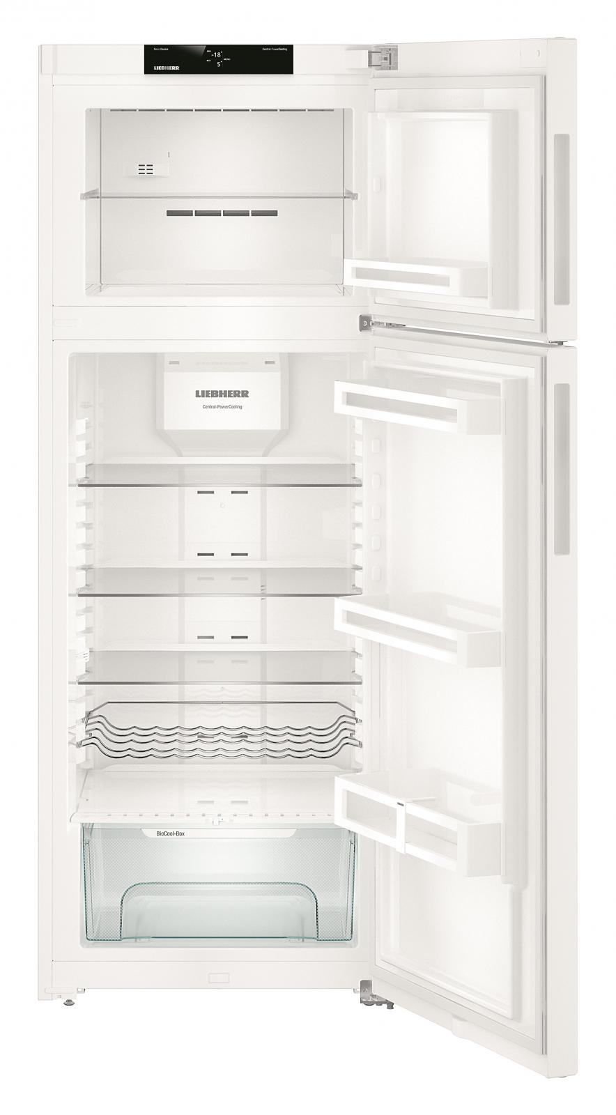 купить Двухкамерный холодильник Liebherr CTN 5215 Украина фото 2